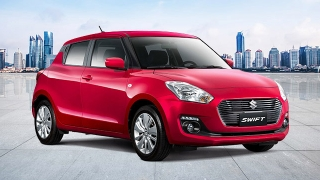 2020 Suzuki Swift front quarter right