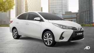 2020 Toyota Vios exterior quarter front Philippines