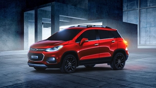 2021 Chevrolet Trax exterior side Philippines