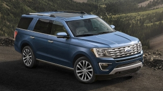 2021 Ford Expedition Philippines Blue