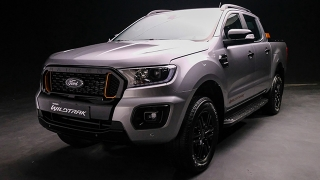 2021 Ford Ranger Wildtrak exterior front Philippines