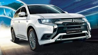 2021 Mitsubishi Outlander PHEV philippines