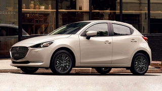 2022 Mazda 2 hatchback Premium