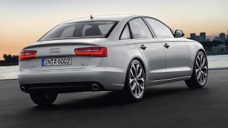 Audi A6 2018 Philippines Rear