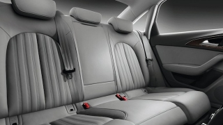 Audi A6 2018 Philippines Seats