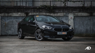 BMW 2 Series Gran Coupé Philippines Exterior Front Quarter Black