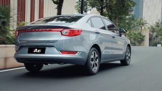 Changhe A6 rear