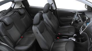 Chevrolet Spark 2018 interior