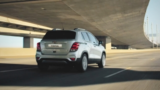 Chevrolet Trax 2018 rear