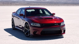 Dodge Charger Hellcat Front