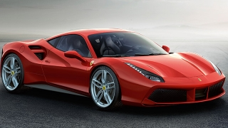Ferrari 488 GTB 2018 brand new