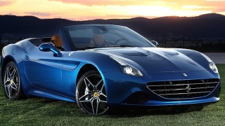 Ferrari California 2018 2-door