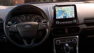 Ford EcoSport 2019 floating display