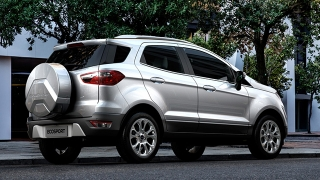 Ford Ecosport 2019 Philippines Price Specs Official