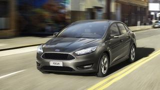 Ford Focus Sedan 2018