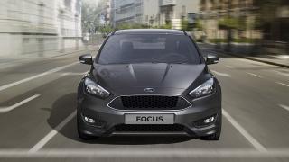 Ford Focus Sedan 2018 front