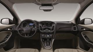 Ford Focus Sedan 2018 interior