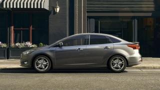 Ford Focus Sedan 2018 side