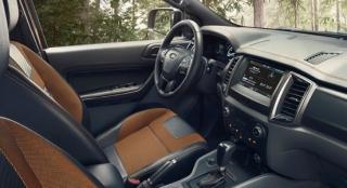 Ford Ranger 2018 interior