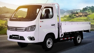 Foton Gratour TM300 drop side