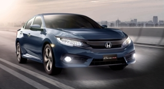 Honda All-New Civic 2018