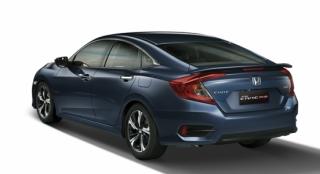 Honda All-New Civic 2018 rear