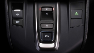 Honda CR-V 2018 controls