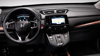 Honda CR-V 2018 dashboard
