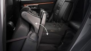 Honda CR-V 2018 folding seats