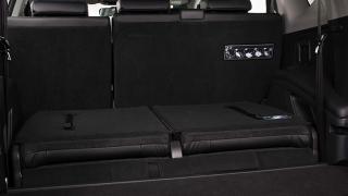 Honda CR-V 2018 rear compartment