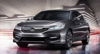 Honda New Accord 2018