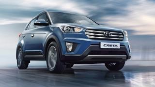 Hyundai Creta GL 1.6 MPi AT