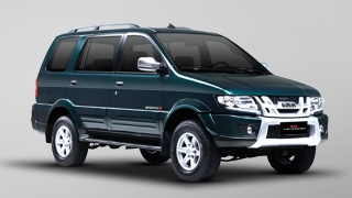 Isuzu Crosswind 2018 green