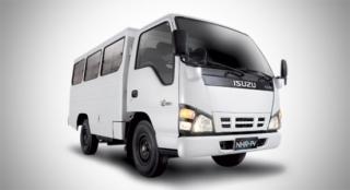 Isuzu N-Series 2018 exterior