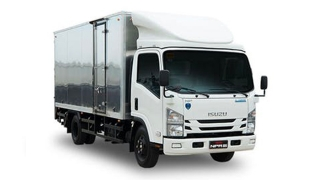 Isuzu N-Series Blue Power NPR85