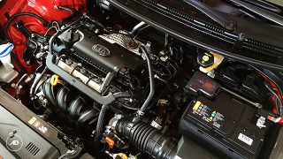 Kia Rio Hatchback 2018 engine