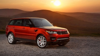Land Rover Range Rover Sport 2018 side