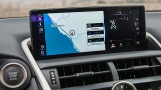 Lexus NX 2018 multimedia