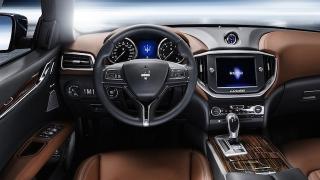 Maserati Ghibli 2018 Philippines interior