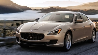Maserati Quattroporte 2018 Philippines luxury car