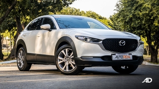 mazda cx-30 review road test front quarter exterior philippines