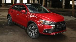 Mitsubishi ASX 2018 exterior