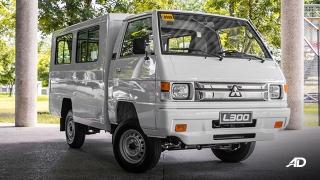 Mitsubishi L300 exterior front philippines