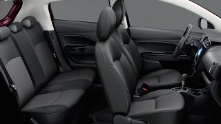 Mitsubishi Mirage 2018 seats