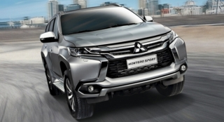 Mitsubishi Montero Sport 2018 brand new