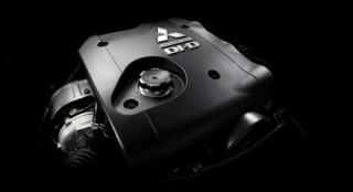 Mitsubishi Strada 2018 engine