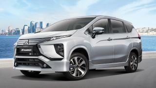 Mitsubishi Xpander 2018 exterior