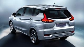 Mitsubishi Xpander 2018 rear