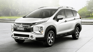 Mitsubishi Xpander Cross Front Quarter Philippines