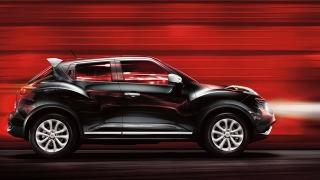 Nissan Juke 2018 side